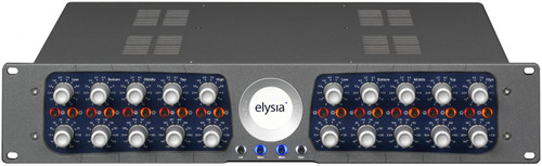 Elysia Museq - front panel