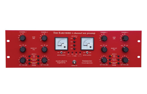 Thermionic Culture Early Bird 4 - Front - www.AtlasProAudio.com
