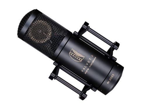 Brauner Valvet X Pure Cardioid Microphone at Atlas Pro Audio