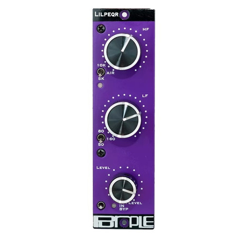 Purple Audio LILPEQr - front view - Atlas Pro Audio
