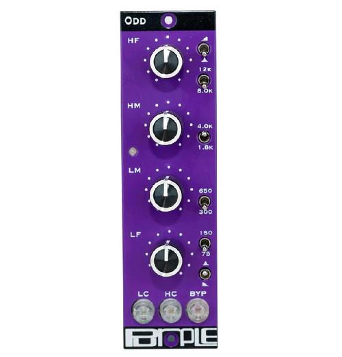 Purple Audio Odd EQ - front view - Atlas Pro Audio