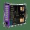 Purple Audio Moiyn 8x2 Mixer - side - Atlas Pro Audio