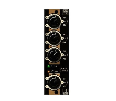 Kush Audio Electra 500 EQ - Atlas Pro Audio