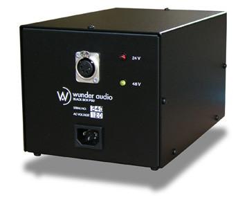 Wunder Audio Black Box PSU - AtlasProAudio.com