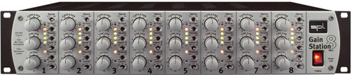 SPL Gainstation 8 MK 2 - Front - AtlasProAudio.com