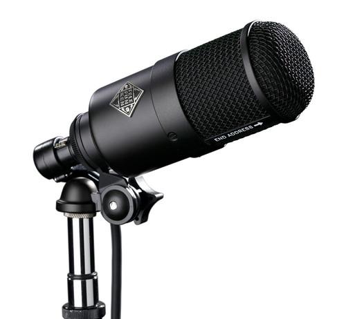 Telefunken Elektroakustik M82 - Side - AtlasProAudio.com