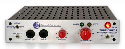 Summit Audio TD-100 - AtlasProAudio.com