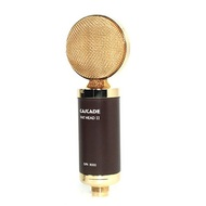 Cascade Fat Head II Single Microphone Brown - AtlasProAudio.com