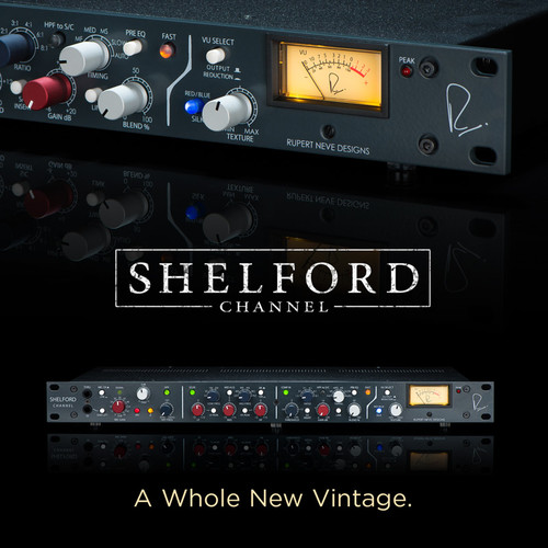 New  Shelford Channel - www.AtlasProAudio.com