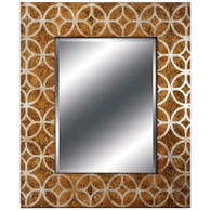 METALLIC CHIC MIRROR