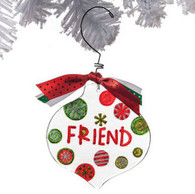 Friend Ornament