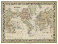 Mitchell's World Map