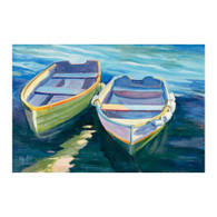 REFERENCE NO. TR29591-PCN TITLE Nestled Afloat ARTIST Kay Carlson  MEDIUM Giclee On Paper
