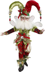 Christmas Ornament Fairy - SM 10""