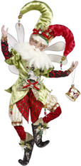 Christmas Ornament Fairy - MED 16""