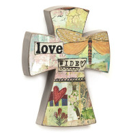 Love Wide Cross