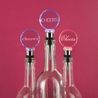 Cheers LED Bottle Stopper