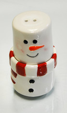Marshmellow Snowman Salt/Pepper Shaker
