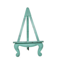 Turquoise Easel