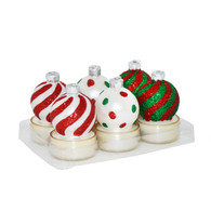 Ornament Tealights