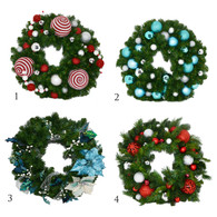 Custom Christmas Wreath
