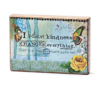 Kindness Sentiment Block