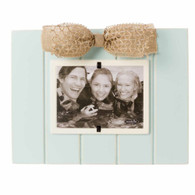 Sea Foam Bow Large Frame