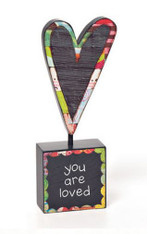 You Are Loved Sculpture
