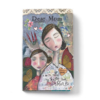 "Mothers gift book  Materials: paper Measurements: 4.5""w x 7""h Seasonality: Everyday"