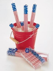 Small Firecracker Candles