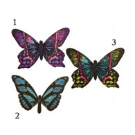 Butterfly Wood Magnets