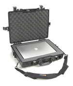 Pelican 1495 Laptop Case with Pick-n-Pluck Foam