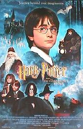 Harry Potter I Issue Rolled Reprint Of International E 1 Sheet Movie Poster