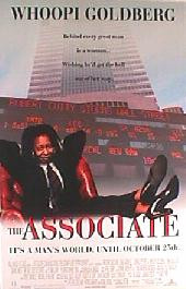 ASSOCIATE,THE original issue rolled double sided 1-sheet movie poster