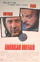 AMERICAN BUFFALO original issue rolled 1-sheet movie poster