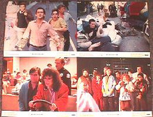 MOVING VIOLATIONS original issue 11x14 lobby card set