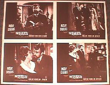 MR. TOPAZE original issue 11x14 original issue lobby card set