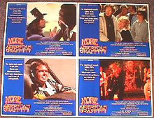 MORE AMERICAN GRAFFITI original issue 11x14 lobby card set