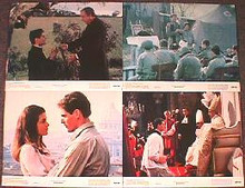 MONSIGNOR original issue 11x14 lobby card set