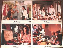 MADHOUSE original issue 11x14 lobby card set