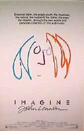IMAGINE original issue rolled 1-sheet movie poster