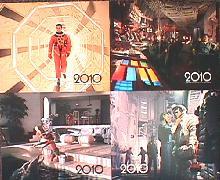 2010 original issue 8x10 lobby card set