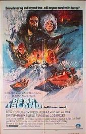 BEAR ISLAND original issue folded style B movie poster