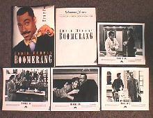BOOMERANG original issue movie presskit