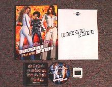 UNDERCOVER BROTHER origina issue movie presskit