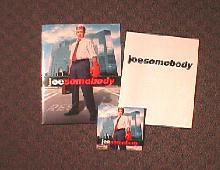 JOE SOMEBODY original issue movie CD presskit