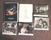 GREMLINS original issue movie presskit