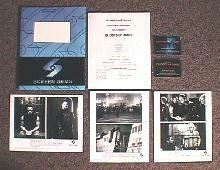 GHOSTS OF MARS original issue movie presskit