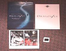 DRAGONFLY original issue movie presskit