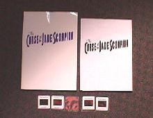 CURSE OF THE JADE SCORPION original issue movie presskit